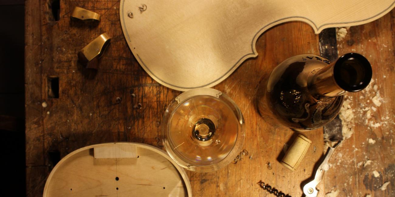 9. Wine&Violin Hegedűkészítők Szalonja